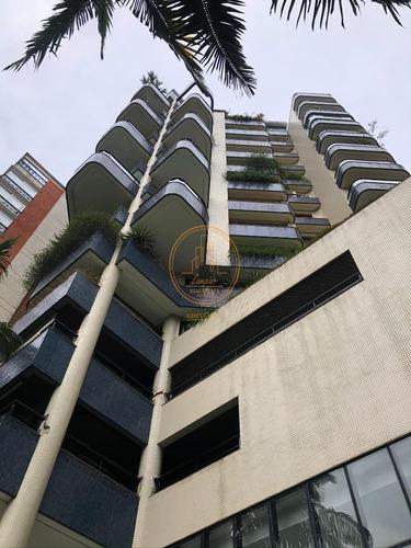 Apartamento  Com 4 Dormitório(s) Localizado(a) No Bairro Panamby Em São Paulo / São Paulo  - 17115:924456