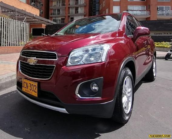 Chevrolet Tracker Lt 1600 Aa 2ab Abs Tc 4x2
