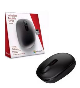 Mouse Wireless Microsoft 1850 - U7z-00008