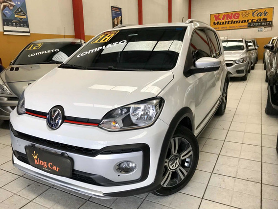 Volkswagen Up! 1.0 Tsi Cross 2018 Kingcar Multimarcas