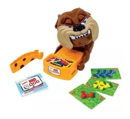 Jogo Do Cachorro Bad Dog Polibrinq - Não Acorde O Cachorro!!