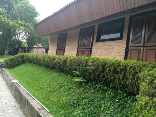Imagem 1 de 30 de Chácara Residencial À Venda, Chácaras Cataguá, Taubaté. - Ch0069