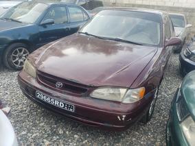 Toyota Corolla Inicial 65,000