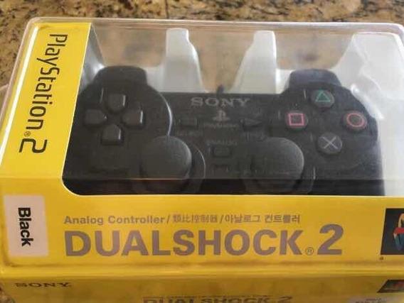 Controle Play 2 Original Dualshock 2
