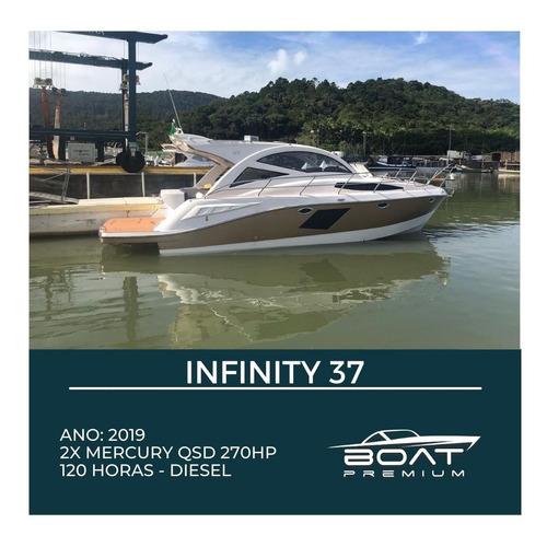 Infinity 37, 2019, 2x Mercury Qsd 270hp - Beneteau -real Top