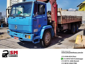 Mercedes Benz Mb 1721 No Chassi