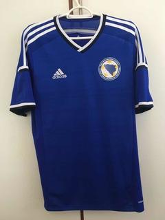 Camisa Bósnia Copa 2014