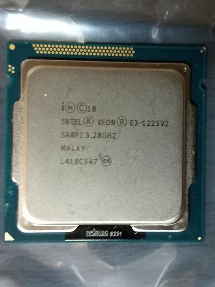 Processador Intel Xeon E3-1225v2, 3.20ghz