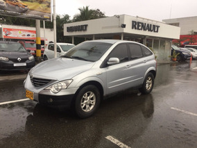 Ssangyong Actyon 2008 Diesel 4x4 Full Equipo!!!
