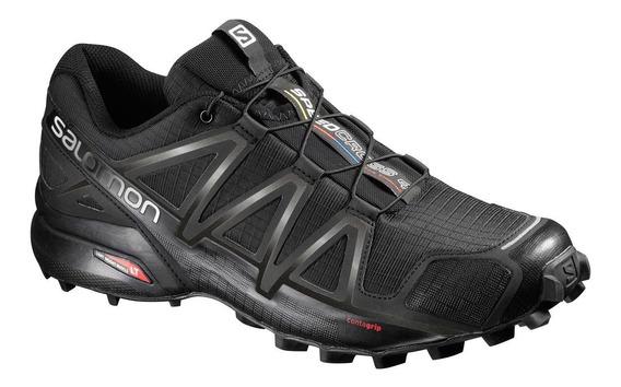 Tênis Salomon Speedcross 4 Fem - Preto