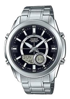 Reloj Casio Hombre Amw-810d-1av Agente Oficial Caba