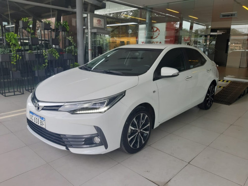 Toyota Corolla Se-g 1.8 Cvt - Nafta - 2018