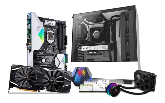 Computadora Pc Gamer Core I9 9900k Rtx 2070 16gb 240ssd 1tb