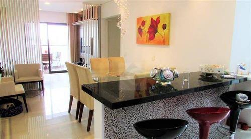 Imagem 1 de 18 de Apartamento Residencial À Venda, Vila Soriano, Indaiatuba - Ap0534. - Ap0534
