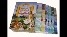 Biblia Ilustrada Para A Familia