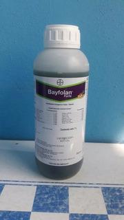 Fertilizante Foliar Bayfolan Forte ( Paquete Con12 Botellas)