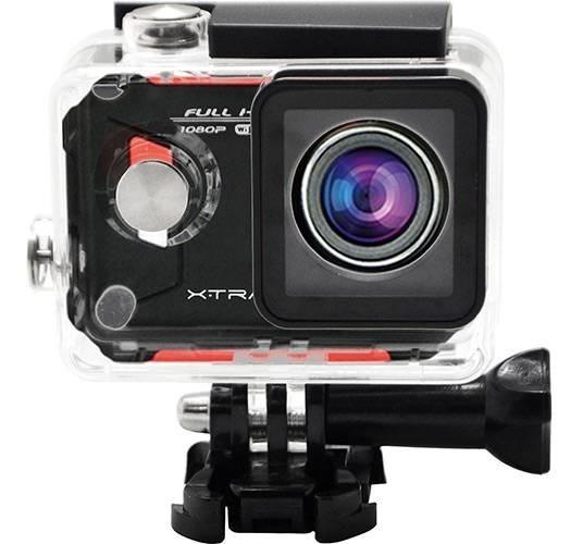 Câmera De Ação Xtrax Evo 12mp Full Hd Com Função Wi-fi