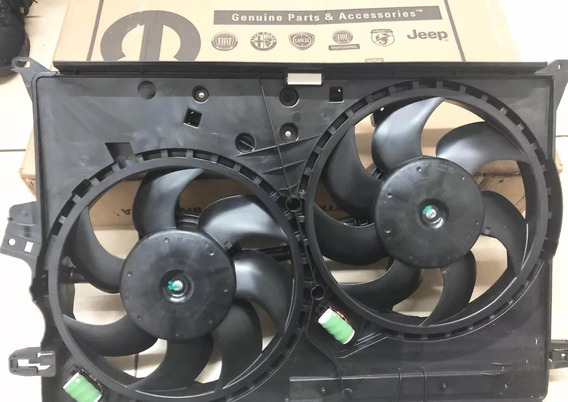 Eletroventilador Original Fiat Toro Diesel 2.o 52127332