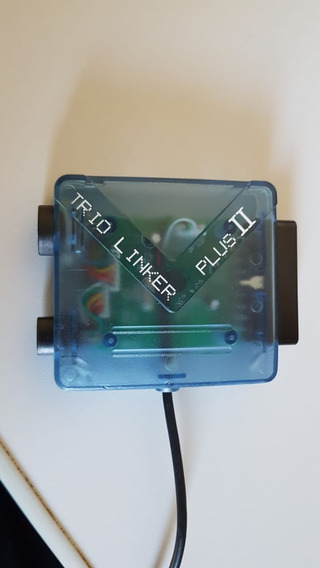 Adaptador Usb Para Controle De Ps1/ps2/dreamcast/gamecube
