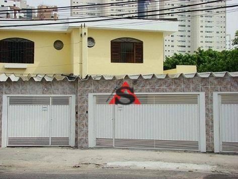 Sobrado Com 5 Dormitórios Para Alugar, 95 M² Por R$ 2.500,00/mês - Vila São José - São Paulo/sp - So5138