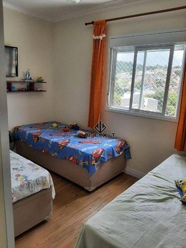 Imagem 1 de 30 de Excelente Apartamento 3 Dormitórios Sendo 1 Suíte Para Venda - Condominio Rossi Mais Parque Da Lagoa - Barueri - Ap0571