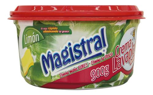 Jabon Lavaplatos Crema Limon Magis - Unidad a $7500