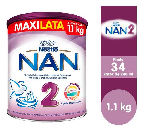Nan® 2 L-comfortis De 1.1kg