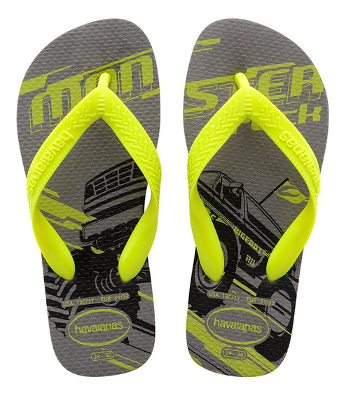 Ojotas Havaianas Athletic Original Cinzaco 31 Al 36 Kids