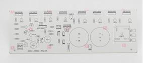 Placa Para Montar Amplificador 400w Mono 2sc5200 Com Fonte