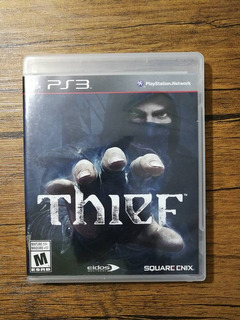 Thief Playstation 3 Ps3 Perfecto Estado !!