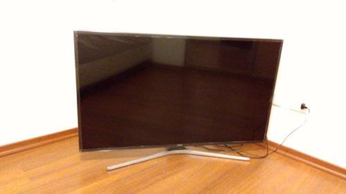 Tv Samsung 4k Ultra Hd De 50  (poco Tiempo De Uso)