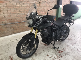 Moto Triumph Tiger 800 Abs /2014
