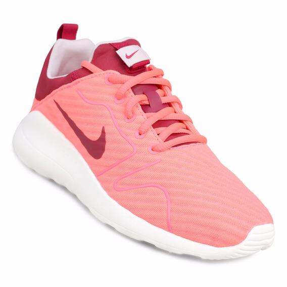Zapatillas Nike Kaishi 2.0 - Rojo - Mujer - Originales