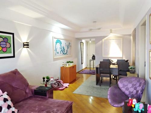 Imagem 1 de 30 de Apartamento À Venda - Ed. Polaris - Alto - Piracicaba/sp - Ap0614