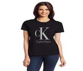 Playera Dama Calvin Klein Impresa Con Envio Gratis