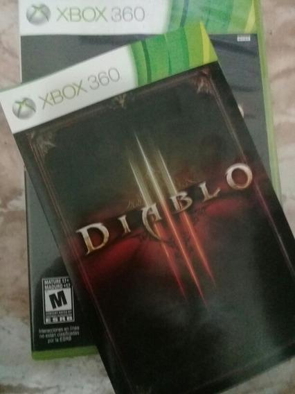 Jogo Diablo Iii Para Xbox 360