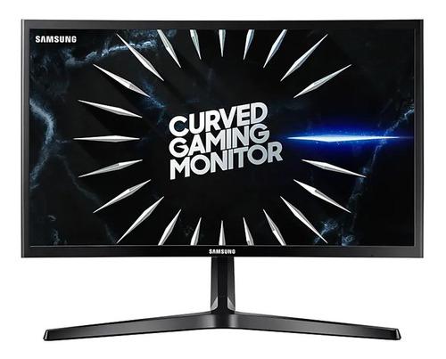 Monitor Curvo Gamer 24 Samsung Rg50 Full Hd 144hz Mexx