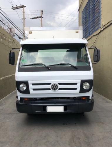 Caminhão Volkswagen 9-150 Delivery C/ Baú Isotérmico