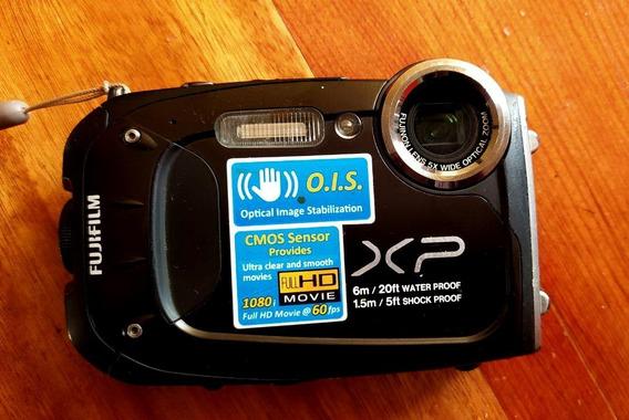 Cámara Sumergible Fujifilm Finepix Xp60