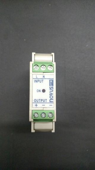 Fonte De Tensão Elétrica Novus Ftr Input 100-240vac/dc