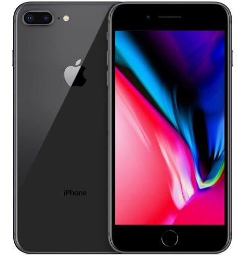 iPhone 8 Plus 64gb Reacondicionado Space Gray