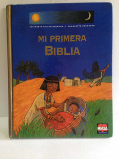 Libro Mi Primera Biblia. Ilustrada. Élisabeth Gilles-sebaoun
