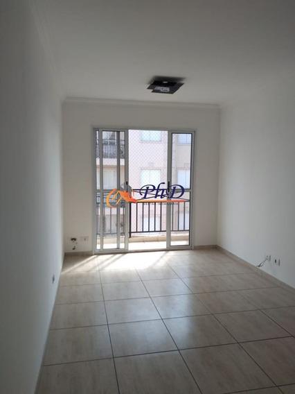 Residencial Majestic - Apartamento A Venda No Bairro Vila Nova Esperia - Jundiaí, Sp - Ph65881