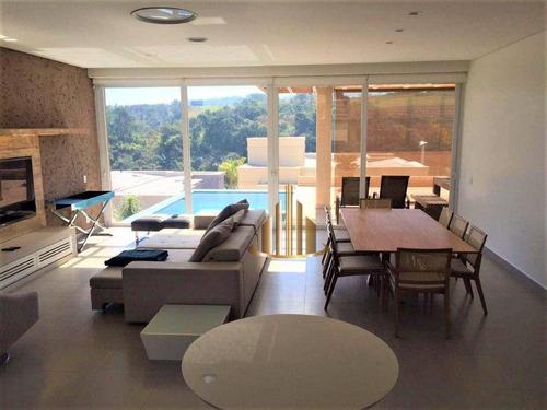 Imagem 1 de 22 de Casa Com 3 Dormitórios À Venda, 330 M² Por R$ 2.400.000,00 - Residencial Burle Marx - Santana De Parnaíba/sp - Ca2853