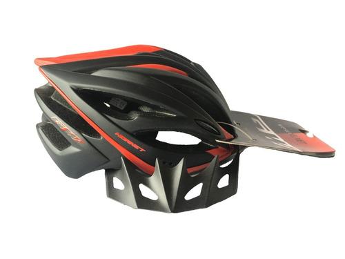 Casco De Bicicleta Gw Liviano Hornet Aerodinámico