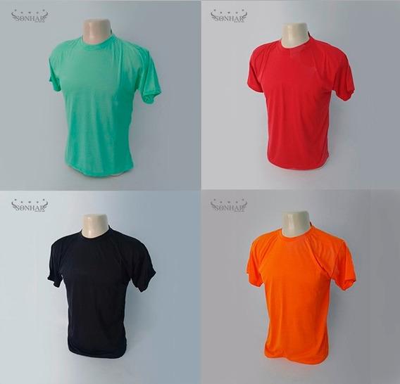 Camiseta Malha Fria