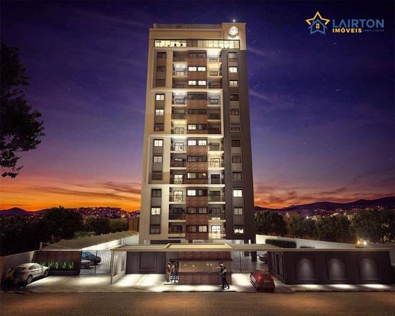 Lançamento Trenza Ideale - 59 Apartamentos À Venda No Atibaia Jardim - Atibaia Sp - Ap0155