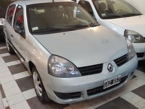 Renault Clio 2007 Diesel 5 Ptas Gris Plata Financio 100%