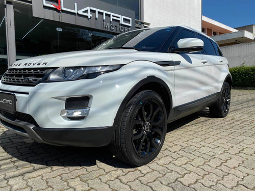 Land Rover Evoque 2013 2.0 Si4 Pure Tech Pack 5p