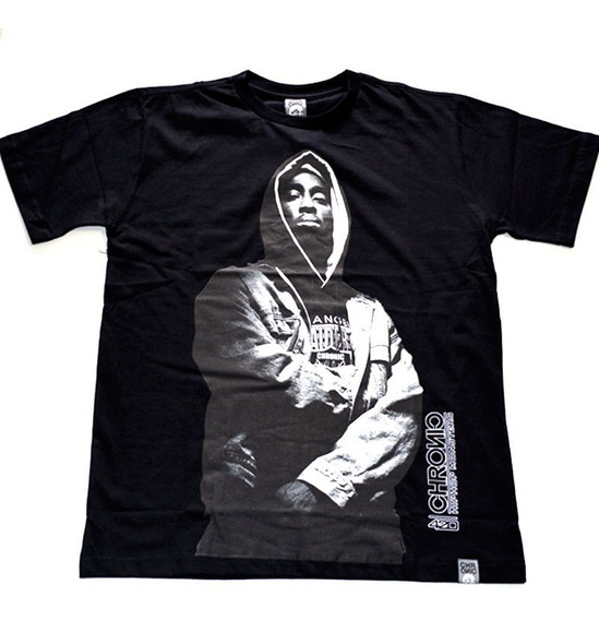Camiseta Chronic Tupac Thug Original